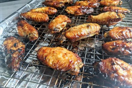 best way to bake chicken wings in the oven