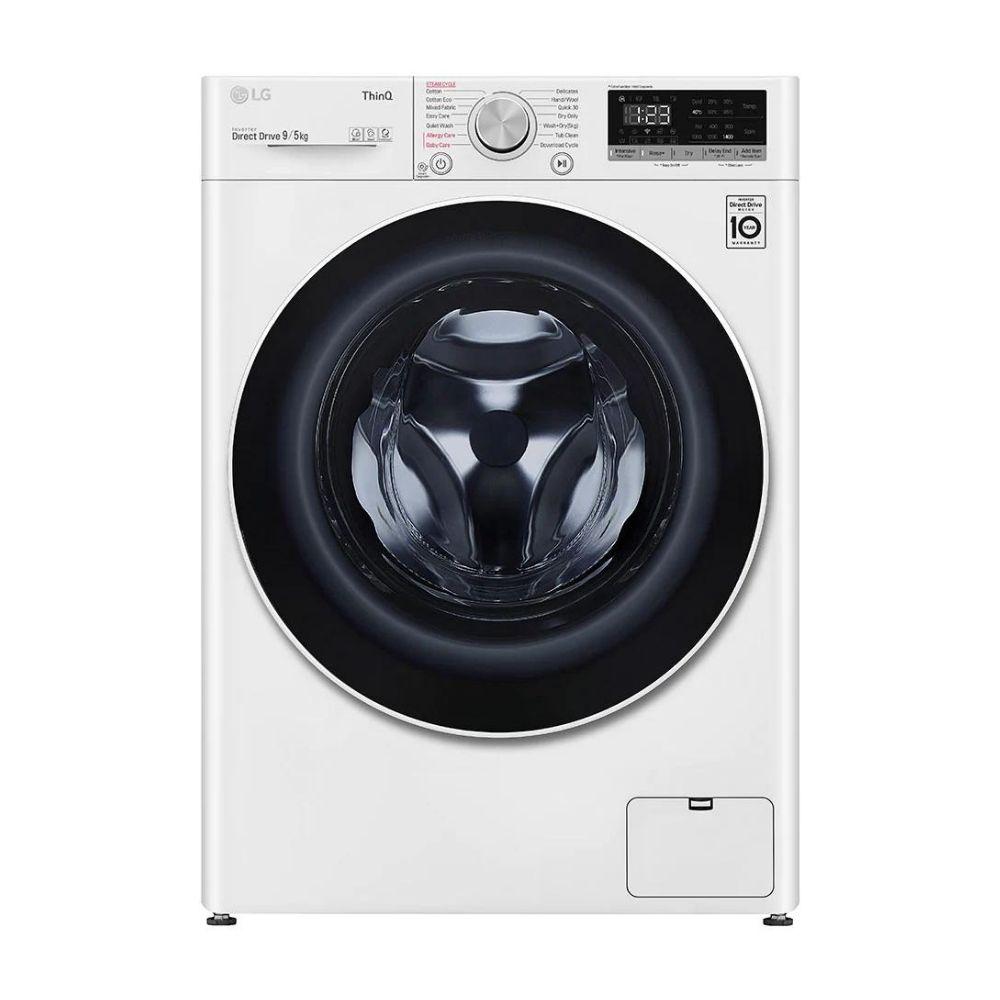 LG WVC5-1409W Combo Washer Dryer
