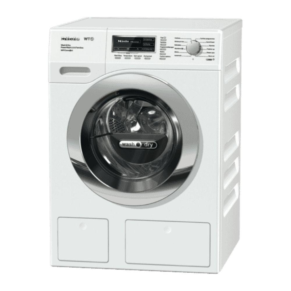 Miele WTH130WPM Washer Dryer Combo