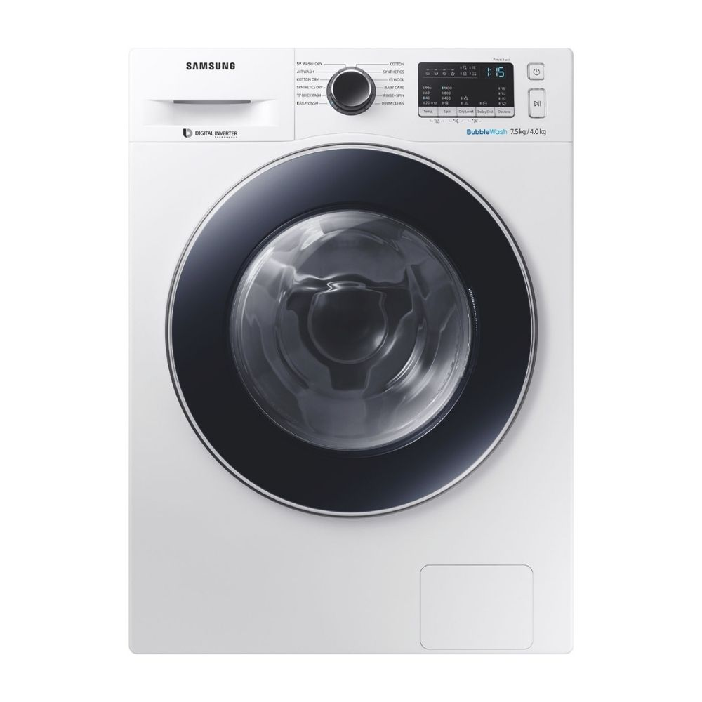 Samsung Washer Dryer Combo WD75M4453JW